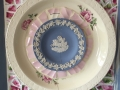 wedgwood & Royal Albert plates